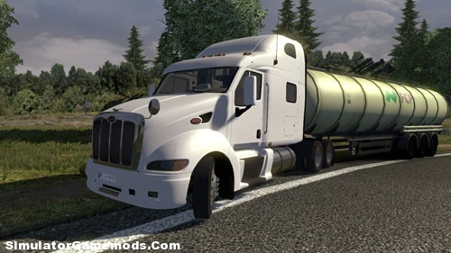 Peterbilt 387 For STDS
