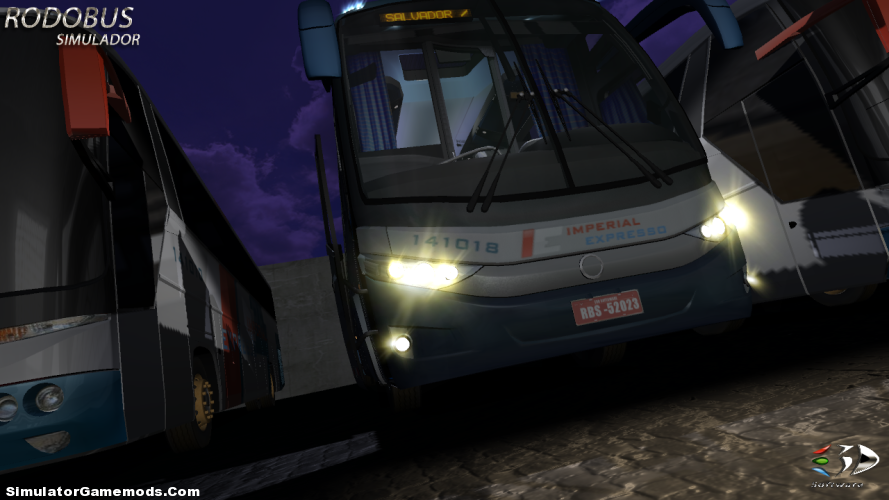 Rodobus Simulator New Pictures