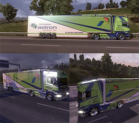 Scania Fastron Trailer [ETS 2]