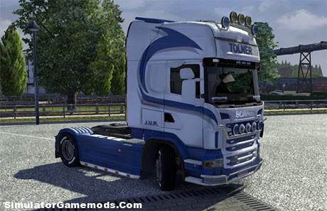 Scania Tolner skin