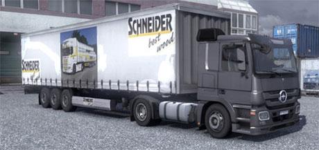 Schneider Trailer [ETS 2]