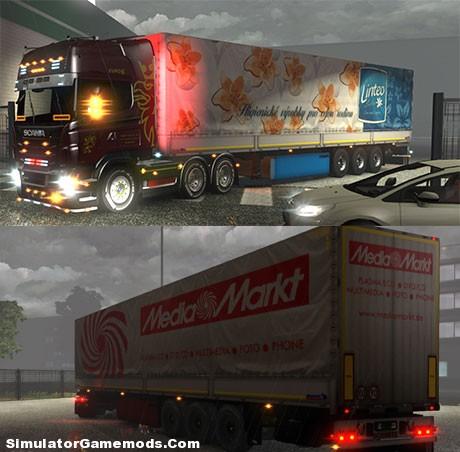 SCHMITZ cargobull trailers