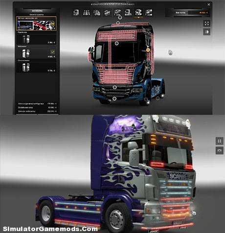Truck Shop Version 3 [ETS 2]