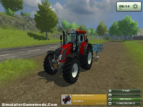 Valtra N163 Version 2.0