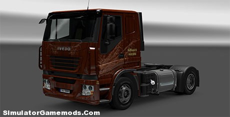 Iveco Forest [ETS 2]