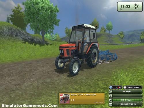 Zetor 7711 Version 1.0