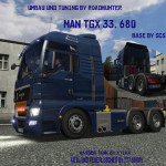 MAN TGX-33 680
