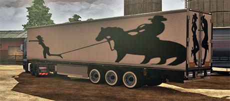 Cowboy Trailer [ETS 2]