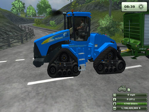 New Holland 9060 T