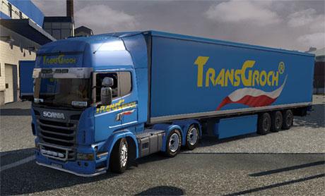 Trans Groch Trailer [ETS 2]