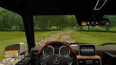 Mercedes benz g65 amg 1 2 5 simulator games mods download for Mercedes benz car racing games