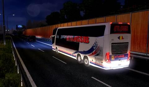 Atlassib ROMANIA Bus Skin [ETS 2] Euro Truck Simulator 2 Bus Euro Truck Simulator 2 2