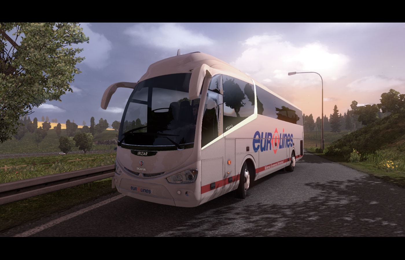 euro coach simulator first screenshots simulator games. Black Bedroom Furniture Sets. Home Design Ideas
