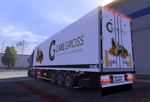 Schmitz Cargobull Refeer Trailer [ETS 2] Euro Truck Simulator 2 Trailers Euro Truck Simulator 2 2