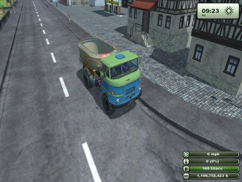 Ifa Mixer Truck Farming Simulator 2013 Trucks And Cars Farming Simulator 2013