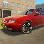 Volkswagen Bora – 1.2.5  City Car Driving