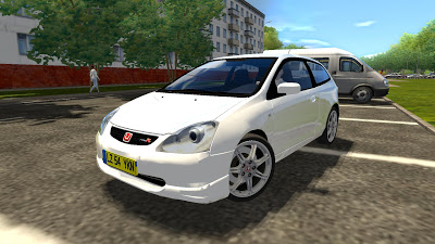 Honda Civic 2.0 Type R – 1.2.5 City Car Driving Simulator Cars Mods City Car Driving Simulator 1 2 2