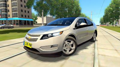 Chevrolet Volt – 1.2.5 City Car Driving Simulator Cars Mods City Car Driving Simulator 1 2 2
