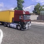 Cat Logistics Trailers [ETS2]
