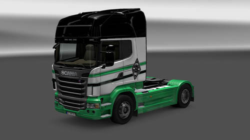 Borussia Mönchengladbach [ETS 2] Euro Truck Simulator 2 Truck Euro Truck Simulator 2 2