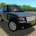 Range Rover 2012 – 1.2.5 City Car Driving