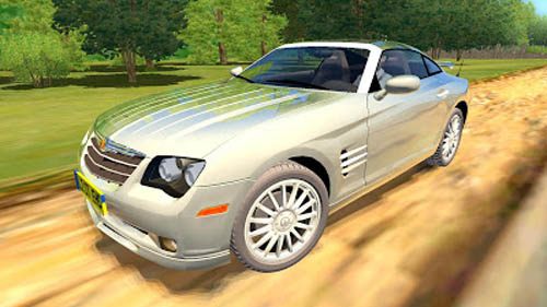 Chrysler Crossfire SRT8   1.2.5 City Car Driving