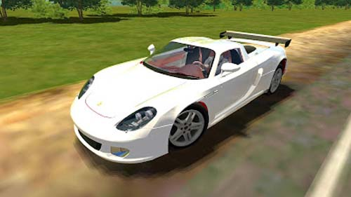 Porsche Carrera GT   1.2.5 City Car Driving