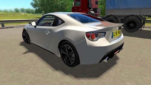 Scion fr s 1 2 5 city car driving simulator games mods download
