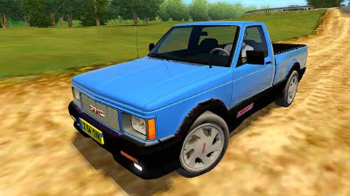 GMC Syclone   1.2.5 City Car Driving