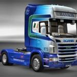 Scania Hannon Skin [ETS 2]