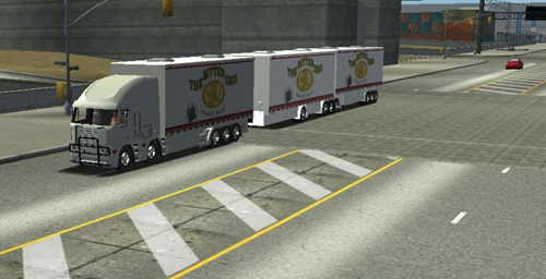 SUPER B ROAD TRAIN COMBO [18 Wos Haulin]