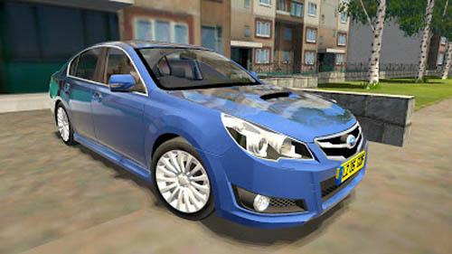 Subaru Legacy V – 1.2.5 City Car Driving City Car Driving Simulator Cars Mods City Car Driving Simulator 1 2 2