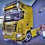 Scania TechnoCassa Skin [ETS 2]