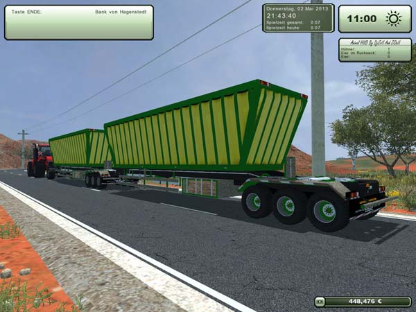 Ls2013   Road Train Trailer