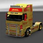 Volvo DHL Skin [ETS 2]