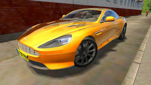 Aston Martin Virage - 1.2.5