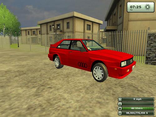 Audi Quattro2