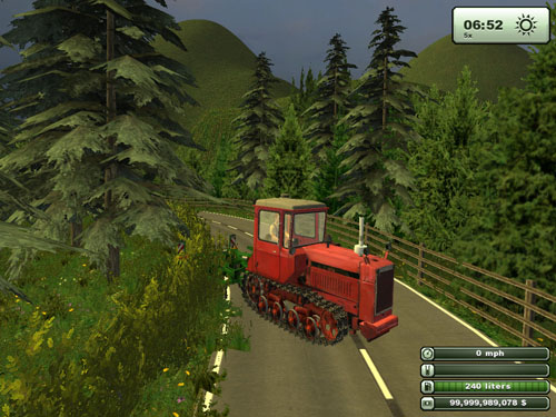 DT75 RedPalletTractor2