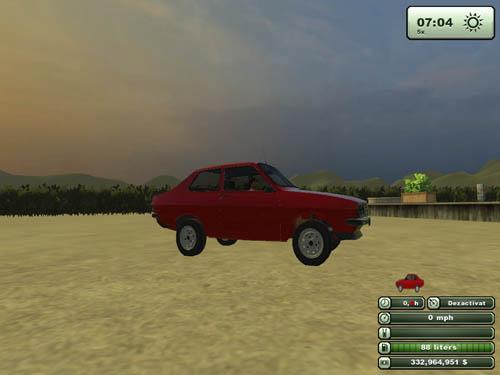 Dacia Sport 1410