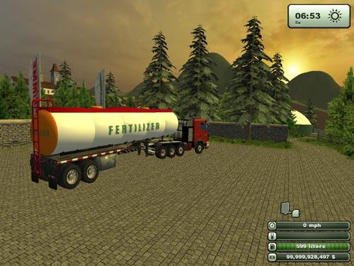 Fertilizer Refuel Tanker2