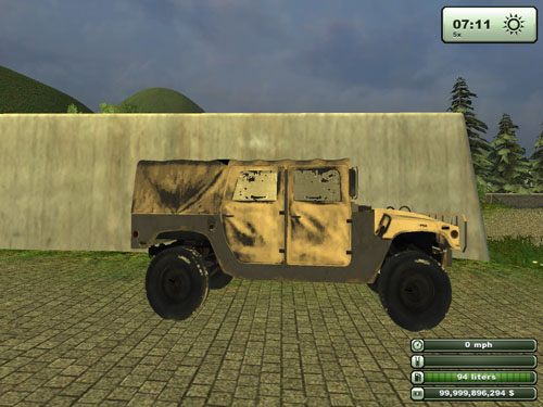 HummerH1Military3