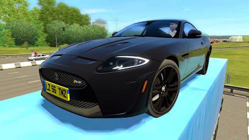 Jaguar XKR-S - 1.2.5
