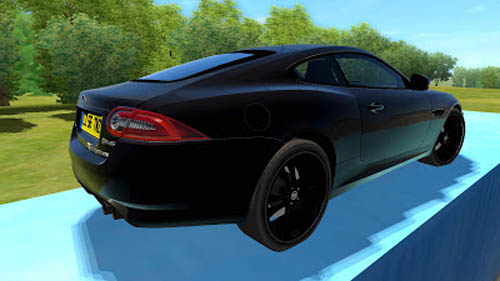 Jaguar XKR-S - 1.2.53