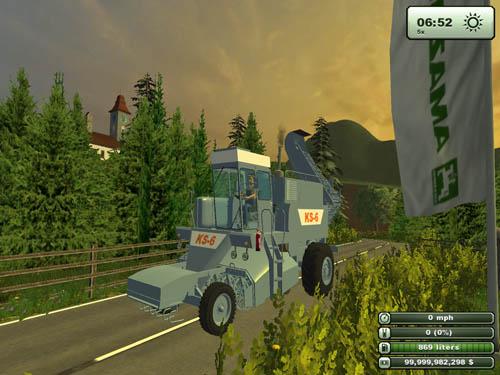 KS 6 Blue Harvester 3