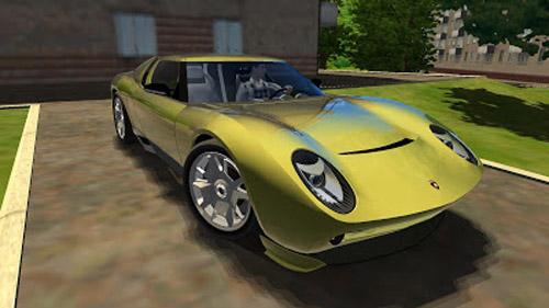 Lamborghini Miura Concept - 1.2.5
