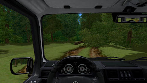 Mercedes benz g55 1 2 5 simulator games mods download for Mercedes benz car racing games