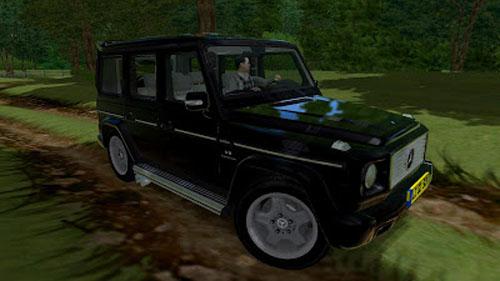 Mercedes-Benz G55 - 1.2.5