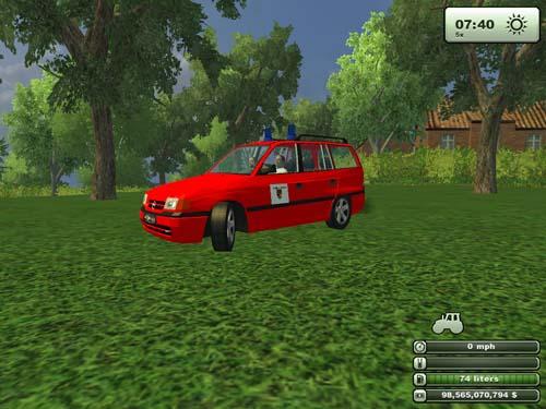 Opel Astra Nef Car 3