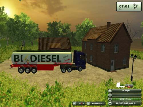 Rudolf Diesel Tank 2