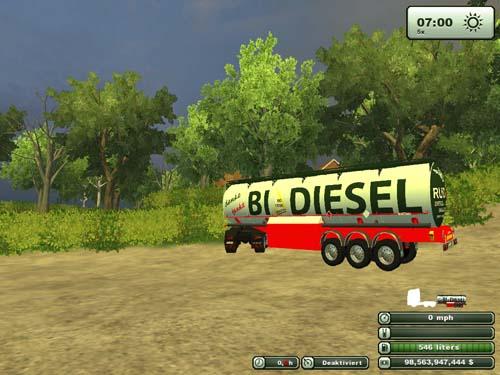 Rudolf Diesel Tank 3